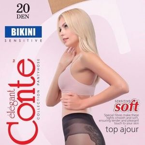 Conte Accessories - Conte Women's Tights - Bikini Soft 20 Den